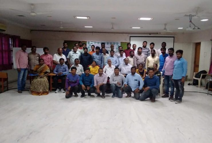 Training to FPOs in Telangana